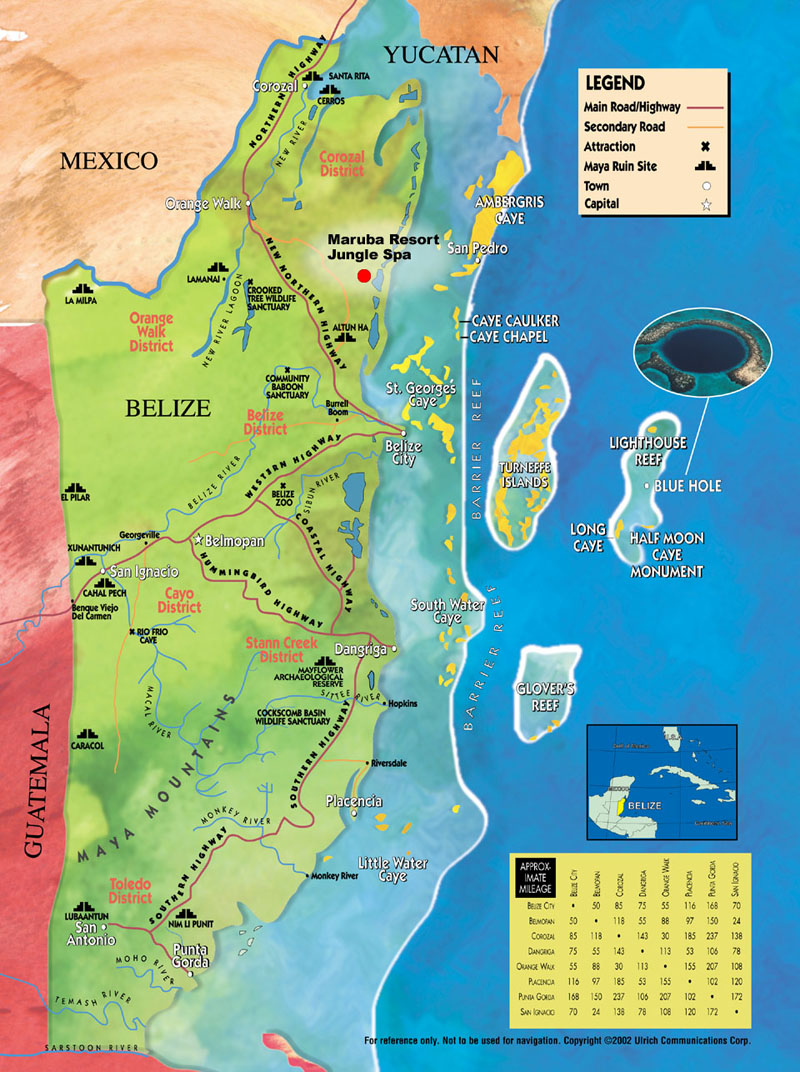 when to visit belize